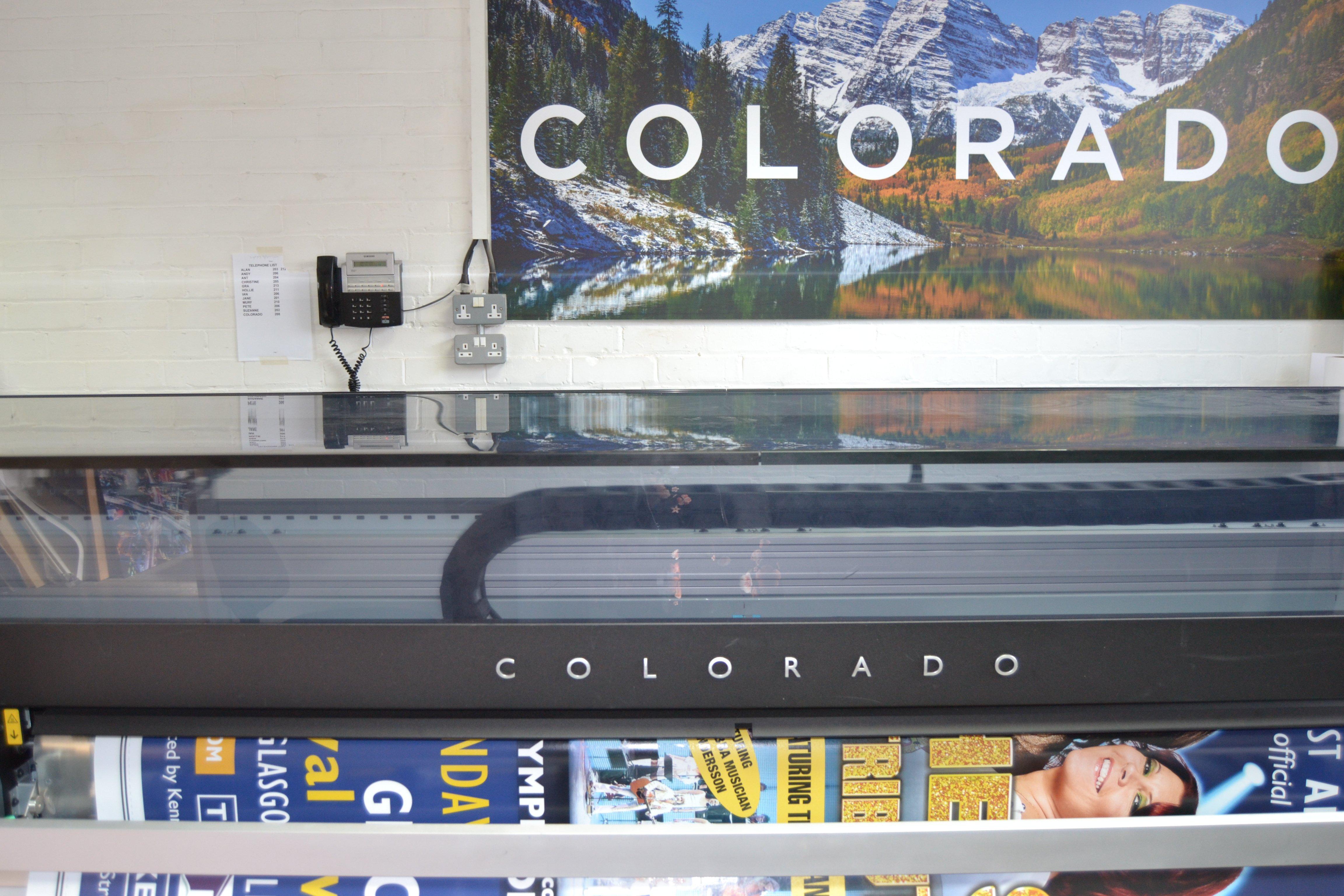 Print machines